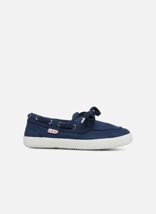 Zapatos con cordones Cienta Martino Azul vistra trasera
