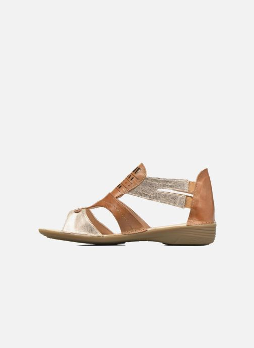 Nu 6769 Sandales Dorking pieds Cuero Oda Et fg76by