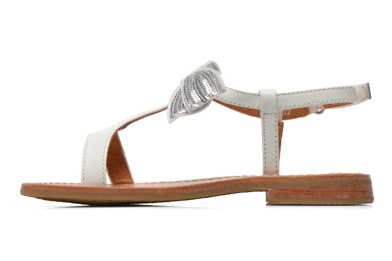 Sandals Mellow Yellow Mnvablist White front view