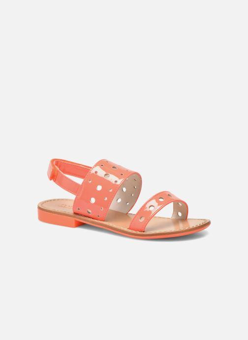 Sandales et nu-pieds Mellow Yellow Mnvadina Rose vue détail/paire