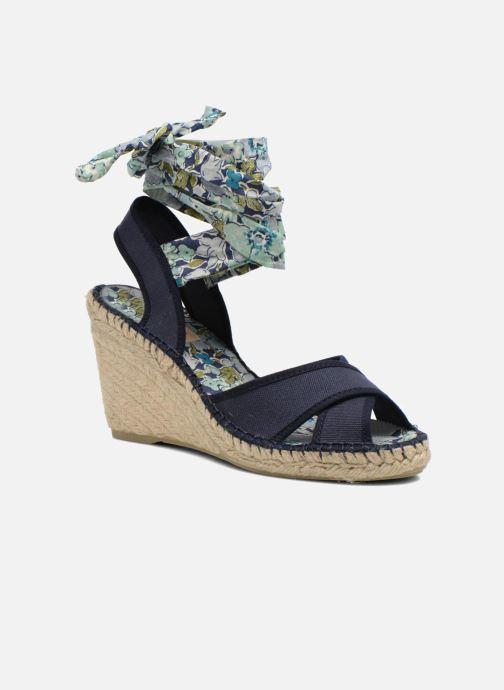 Sandales et nu-pieds Pare Gabia Kerine Bleu vue détail/paire
