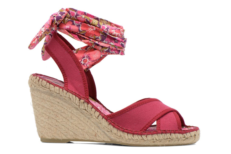 Sandales et nu-pieds Pare Gabia Kerine Rose vue derrière