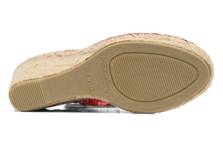 Sandales et nu-pieds Pare Gabia Kerine Rose vue haut