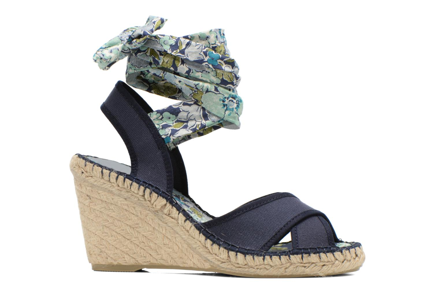 Sandals Pare Gabia Kerine Blue back view
