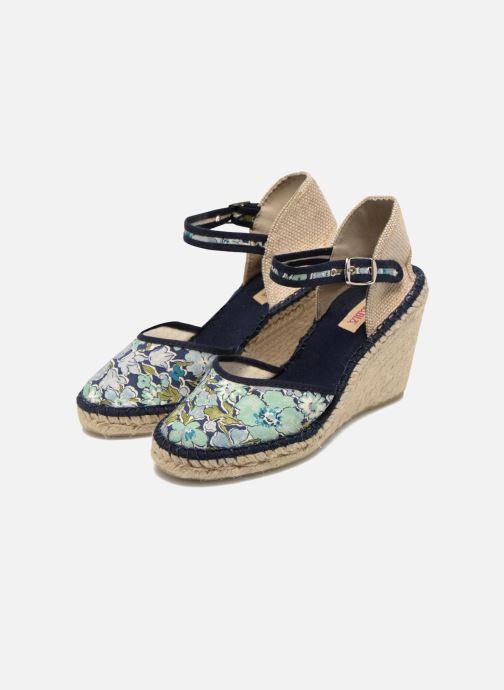 Sandales et nu-pieds Pare Gabia Katy Multicolore vue 3/4