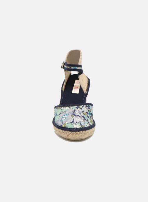 Sandales et nu-pieds Pare Gabia Katy Multicolore vue portées chaussures