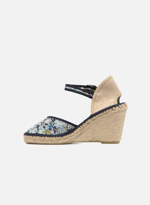 Sandales et nu-pieds Pare Gabia Katy Multicolore vue face