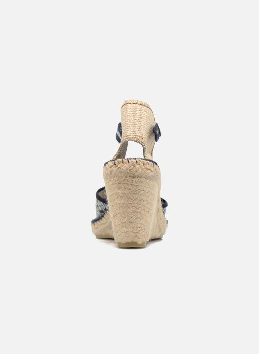 Sandales et nu-pieds Pare Gabia Katy Multicolore vue droite