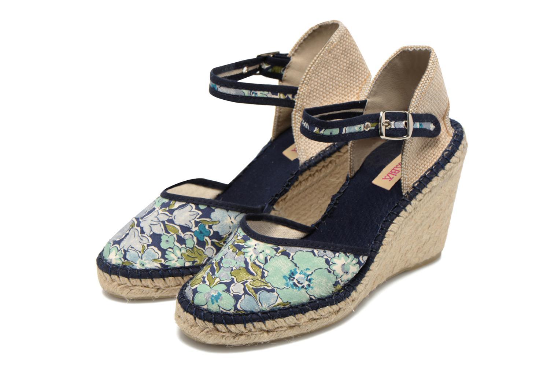 Sandals Pare Gabia Katy Multicolor 3/4 view