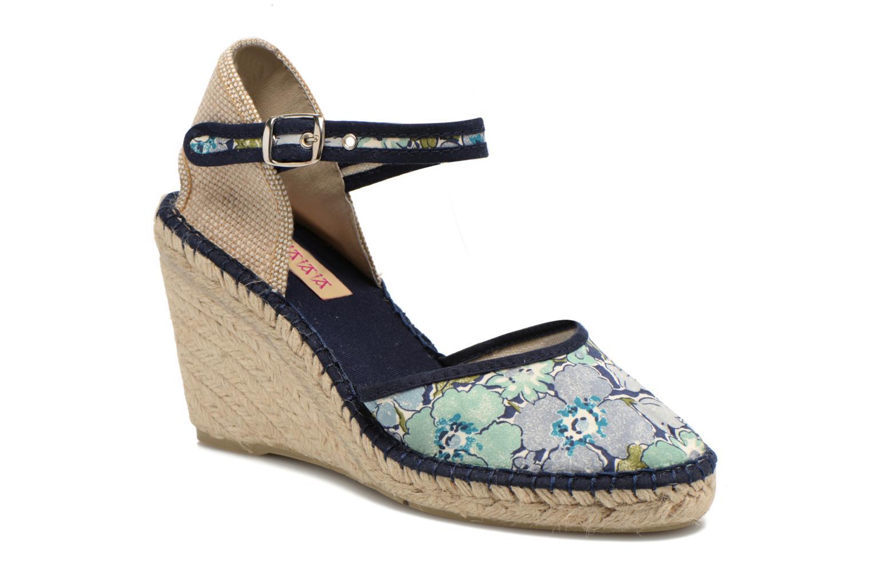 Sandals Pare Gabia Katy Multicolor detailed view/ Pair view
