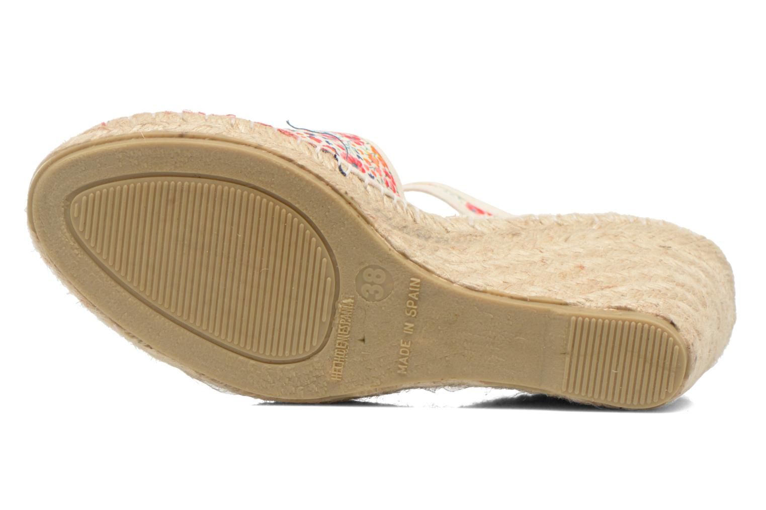 Sandals Pare Gabia Katy Multicolor view from above