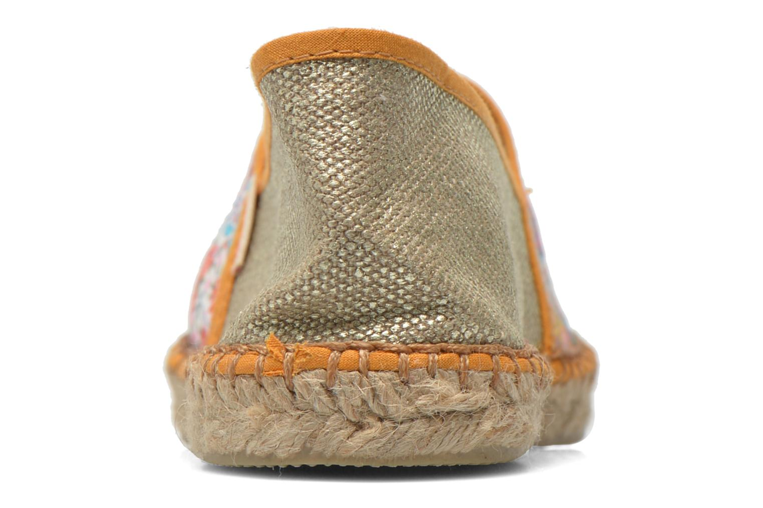 Espadrilles Pare Gabia VP mix Multicolor view from the right