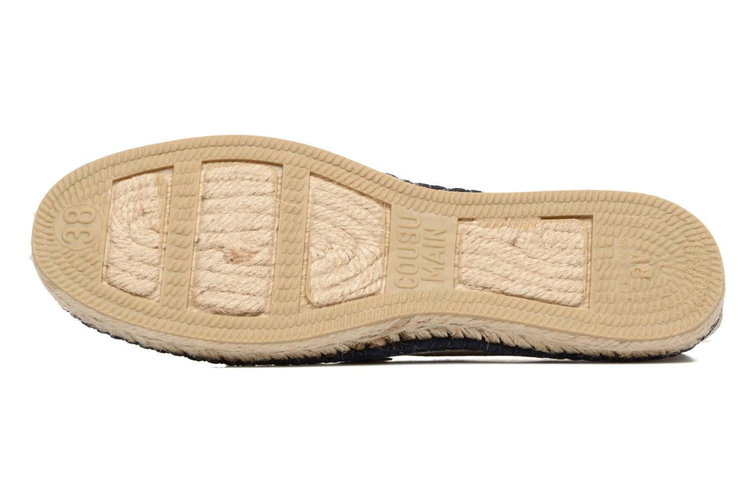 Espadrilles Pare Gabia VP mix Blue view from above