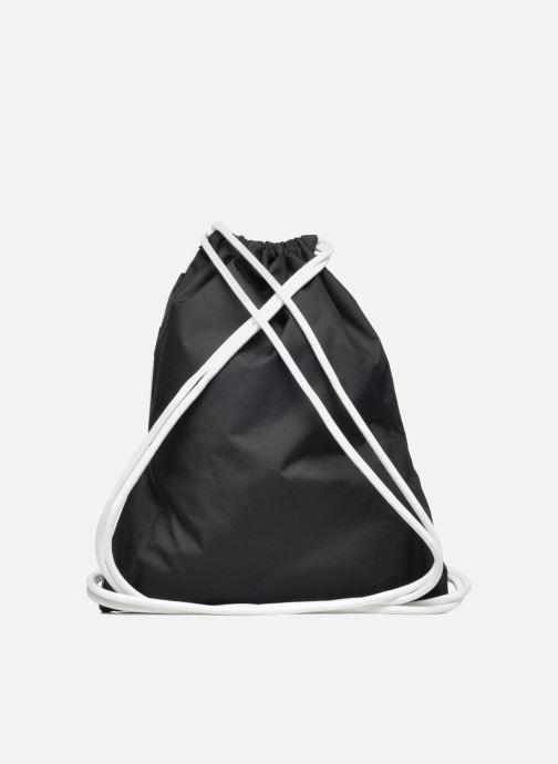 Sporttassen Nike NIKE HERITAGE GYMSACK Zwart voorkant