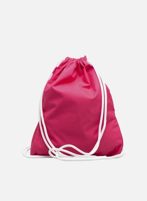 Sporttaschen Nike NIKE HERITAGE GYMSACK rosa ansicht von vorne
