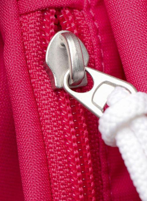 Sporttaschen Nike NIKE HERITAGE GYMSACK rosa ansicht von links