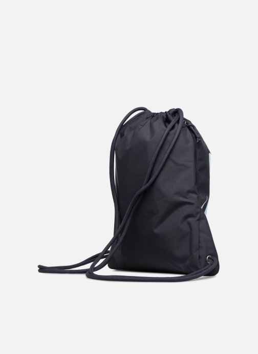 Sports bags Nike NIKE HERITAGE GYMSACK Blue view from the right