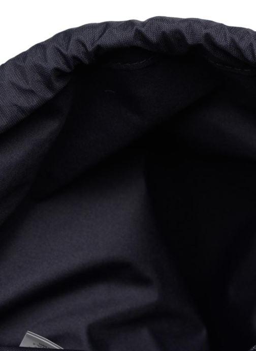 Sporttaschen Nike NIKE HERITAGE GYMSACK blau ansicht von hinten
