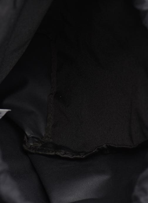 Sporttassen Nike NIKE HERITAGE GYMSACK Zwart achterkant