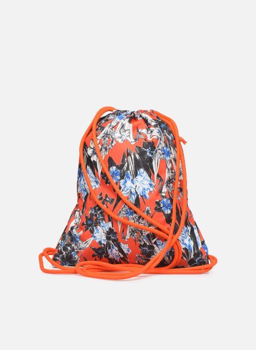 Bolsas de deporte Nike NIKE HERITAGE GYMSACK Naranja vista de frente