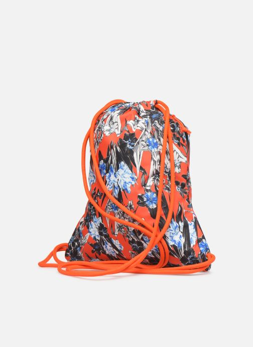 Sports bags Nike NIKE HERITAGE GYMSACK Orange view from the right