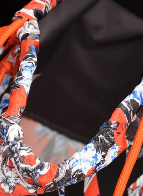 Sporttassen Nike NIKE HERITAGE GYMSACK Oranje achterkant