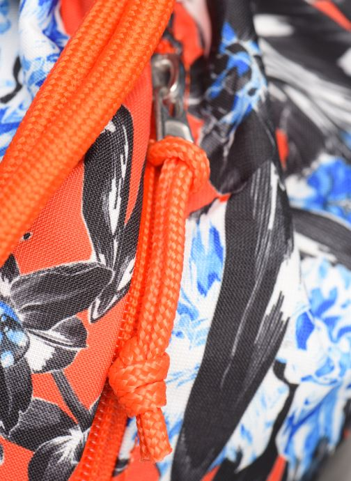 Bolsas de deporte Nike NIKE HERITAGE GYMSACK Naranja vista lateral izquierda