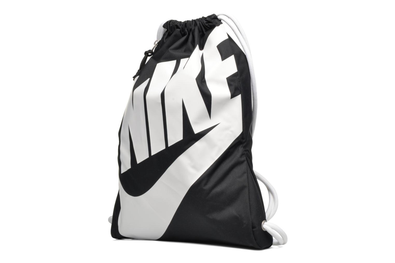 GYMSACK HERITAGE WHITE BLACK WHITE Nike NIKE qFOw00