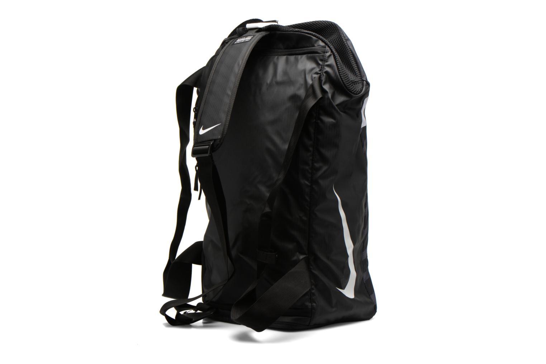 Sacs de sport Nike Nike Alpha Training Duffel Bag M Noir vue gauche