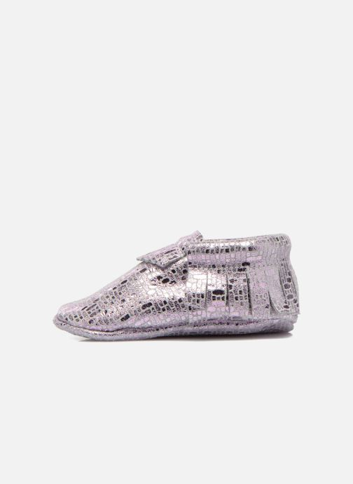 Chaussons Hippie Ya Mocassins Catral Rose vue face