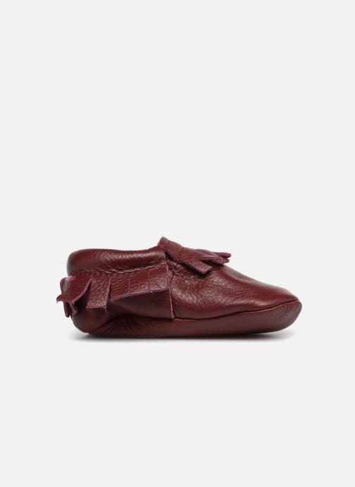 Pantofole Hippie Ya Mocassins Marrone immagine posteriore