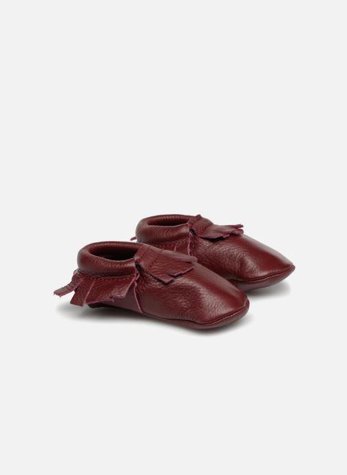 Pantofole Hippie Ya Mocassins Marrone vedi dettaglio/paio