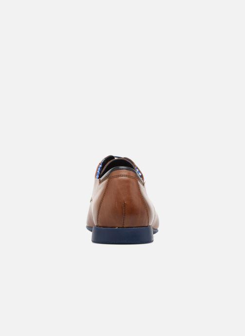 Chaussures à lacets Fluchos Ezzio 9353 Marron vue droite