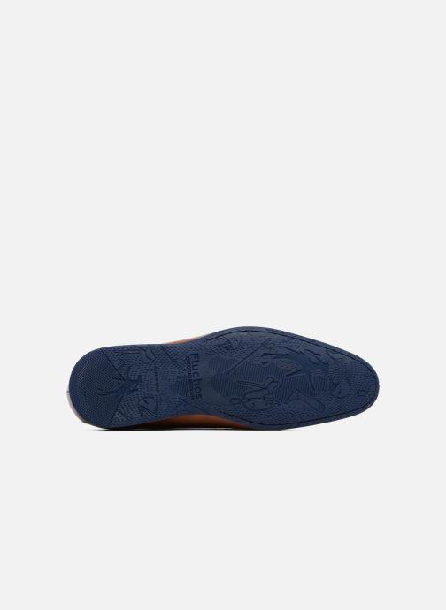 Chaussures à lacets Fluchos Ezzio 9353 Marron vue haut