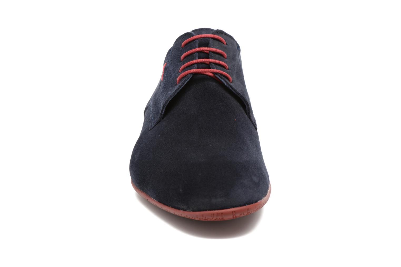 Zapatos con cordones Fluchos Ezzio 9353 Azul vista del modelo