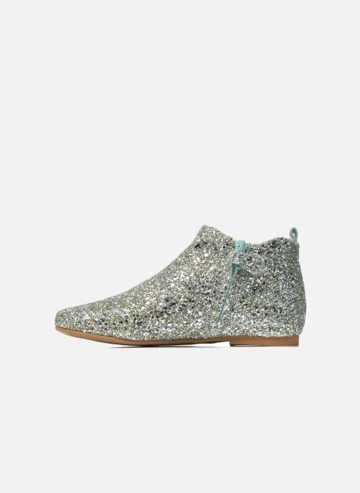 Stiefeletten & Boots Manuela de Juan Eloise silber ansicht von vorne