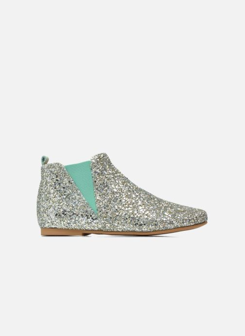 Stiefeletten & Boots Manuela de Juan Eloise silber ansicht von hinten