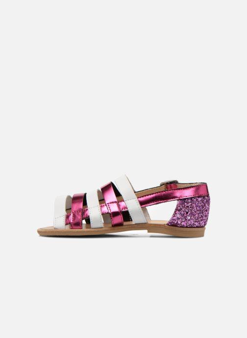 Sandales et nu-pieds Manuela de Juan Irina Rose vue face