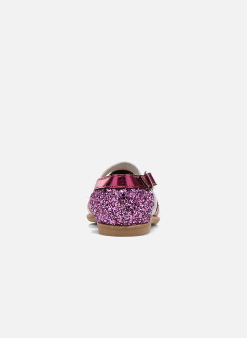 Sandali e scarpe aperte Manuela de Juan Irina Rosa immagine destra
