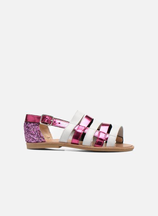Sandales et nu-pieds Manuela de Juan Irina Rose vue derrière