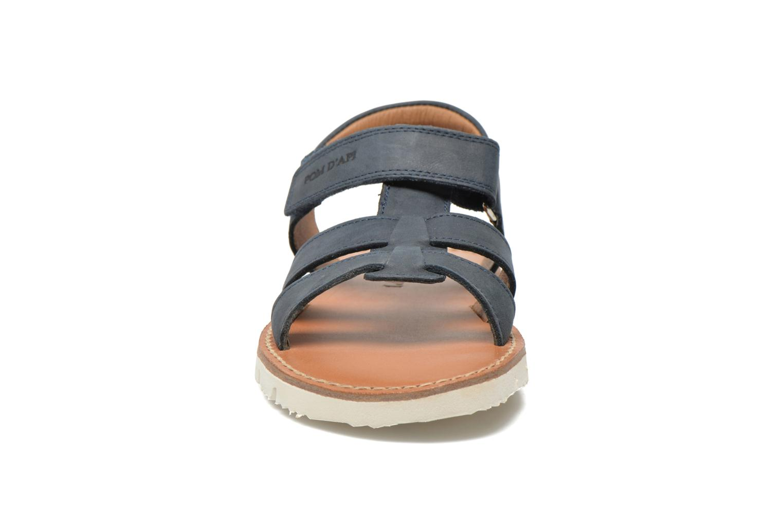 Sandals Pom d Api Axess Boy Rodeo Blue model view