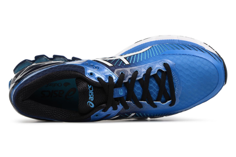 Chaussures de sport Asics Gel-Kinsei 6 Bleu vue gauche