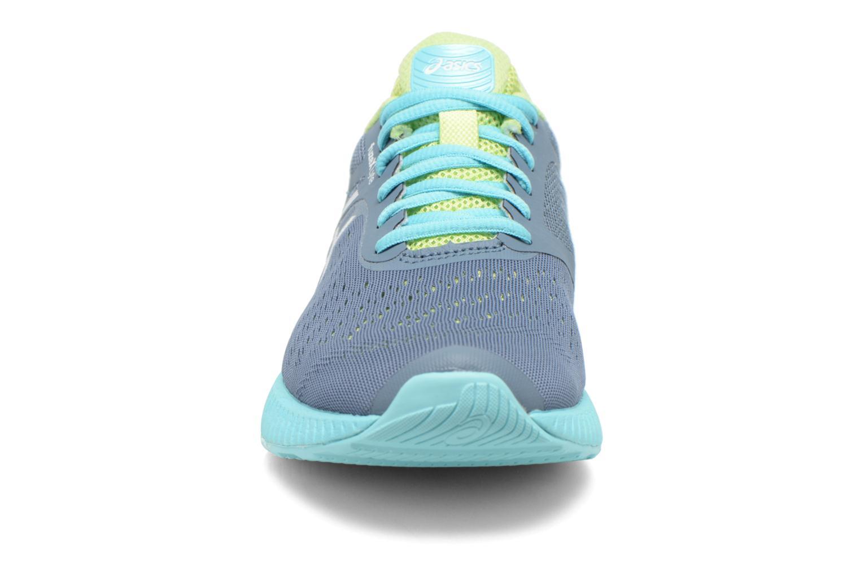 Chaussures de sport Asics Fuzex Lyte Multicolore vue portées chaussures
