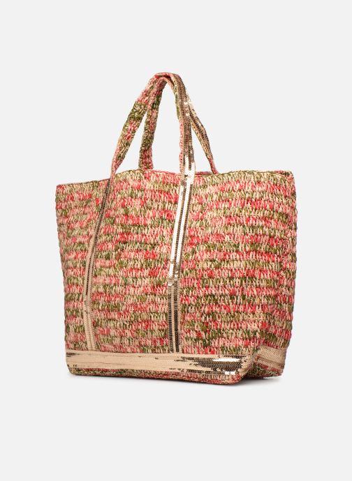 Handtaschen Vanessa Bruno Cabas M+ rot schuhe getragen