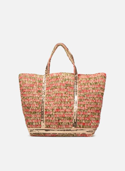 Handtaschen Vanessa Bruno Cabas M+ rot ansicht von vorne