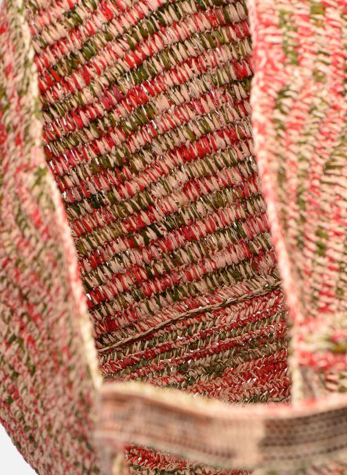Handväskor Vanessa Bruno Cabas M+ Röd bild från baksidan