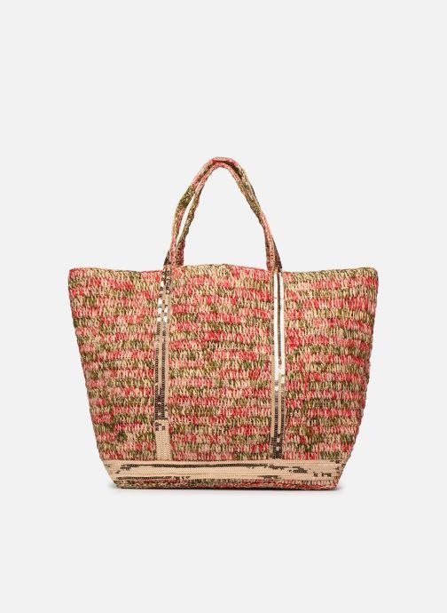 Handväskor Vanessa Bruno Cabas M+ Röd detaljerad bild på paret