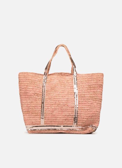 Handväskor Vanessa Bruno Cabas M+ Rosa bild från framsidan