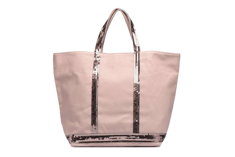Handbags Vanessa Bruno Cabas M+ Pink front view