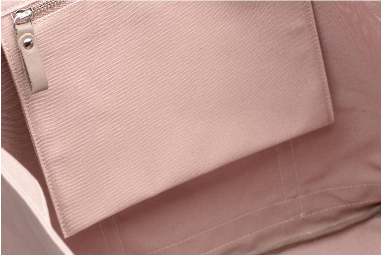 Handbags Vanessa Bruno Cabas M+ Pink back view